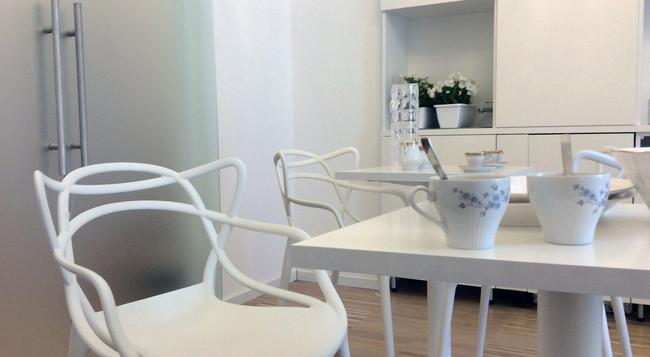 Maison Fleurie - Pescara - Dining room