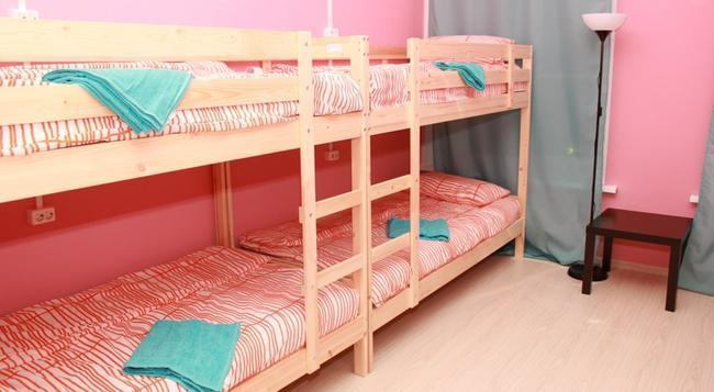Destination Hostel - Saint Petersburg - Bedroom