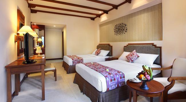 Bali Mandira Beach Resort & Spa - Kuta (Bali) - Bedroom