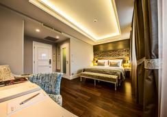Prestige Hotel Budapest - Budapest - Kamar Tidur