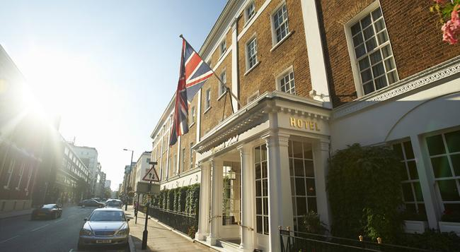Durrants Hotel - London - Building