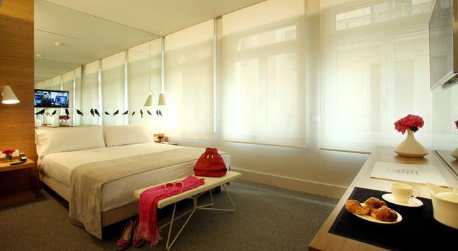 Park Hotel Barcelona - Barcelona - Bedroom