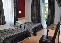 Hotel Carlone - Nice - Kamar Tidur