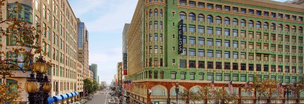 Hotel Zelos San Francisco - San Francisco - Building