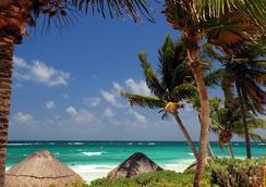 Hip Hotel Tulum - Tulum - Pantai