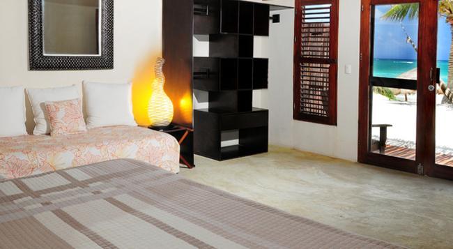 Hip Hotel Tulum - Tulum - Bedroom