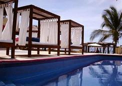 Hotel Baxar - Acapulco - Kolam