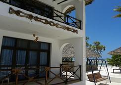 African Sun Sea Beach Resort & Spa - Zanzibar - Bangunan