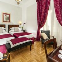 Hotel Nord Nuova Roma Guestroom