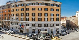 Hotel Nord Nuova Roma - Roma - Bangunan