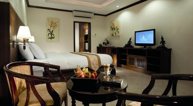 Thai Garden Resort - Pattaya - Bedroom