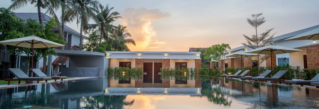 Elegant Angkor Resort & Spa - Siem Reap - Building