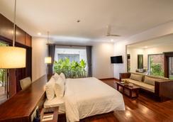Elegant Angkor Resort & Spa - Siem Reap - Kamar Tidur