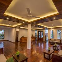 Elegant Angkor Resort & Spa Interior Entrance