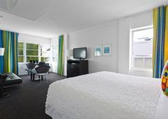 Albion South Beach Hotel - Miami Beach - Kamar Tidur