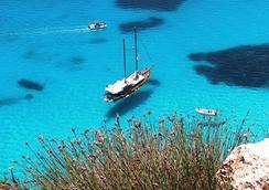 La Rosa Dei Venti - Lampedusa - Atraksi Wisata