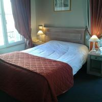 Brit Hotel Aux Sacres Guestroom