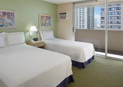 Ambassador Hotel Waikiki - Honolulu - Kamar Tidur