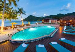 Pingchan Beachfront Resort - Ko Pha Ngan - Kolam