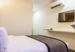 Sandpiper Hotel - Kuala Lumpur - Kamar Tidur