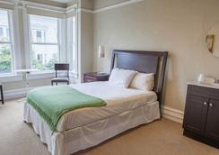 Casa Loma Hotel - San Francisco - Kamar Tidur