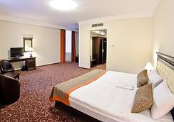 Alfavito Kyiv Hotel - Kiev - Kamar Tidur