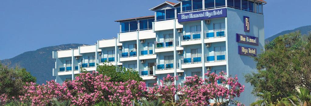 Blue Diamond Alya Hotel - Alanya - Building