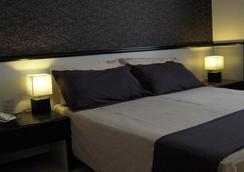 Hotel New York - Milan - Kamar Tidur