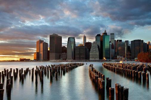 DoubleTree by Hilton Metropolitan - New York City - New York - Pemandangan luar