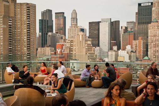 DoubleTree by Hilton Metropolitan - New York City - New York - Rooftop