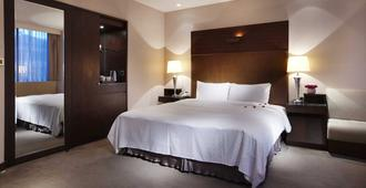 Hotel HD Palace - Kota Taipei - Kamar Tidur