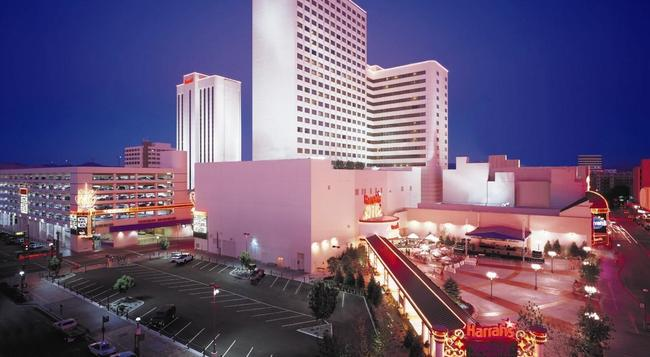 Harrah's Reno - Reno - Building