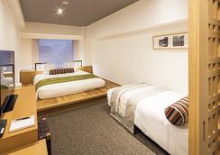 Hotel Mystays Premier Omori - Tokyo - Kamar Tidur