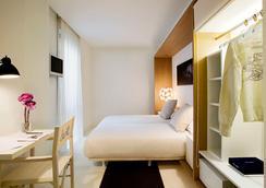 Hotel Denit Barcelona - Barcelona - Kamar Tidur