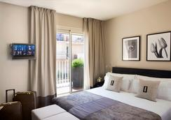 Hotel Murmuri Barcelona - Barcelona - Kamar Tidur