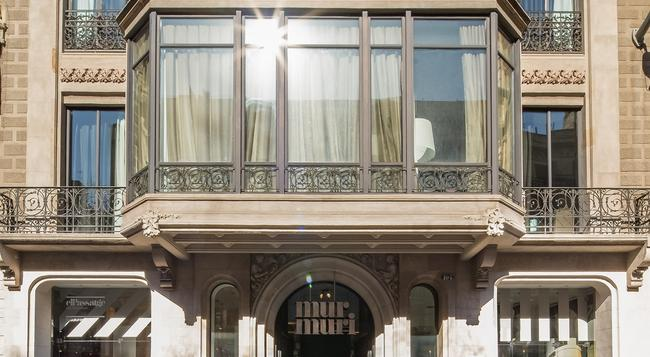 Hotel Murmuri Barcelona - Barcelona - Building