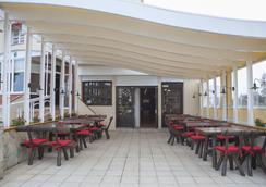 Hotel Silvia - Empuriabrava - Restoran