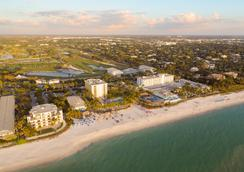 Naples Beach Hotel and Golf Club - Naples - Pantai